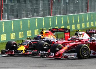 Verstappen firma el récord de adelantamientos desde 1983