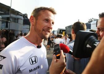 Jenson Button, llave para que Mercedes fiche a Bottas