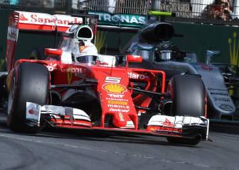 Vettel es el perfil de piloto que quiere Mercedes para el 2018