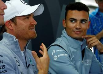Si Rosberg eligiera su sustituto se arriesgaría con Wehrlein