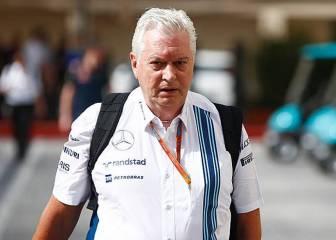 Williams prepara la llegada de Paddy Lowe: Symonds, fuera