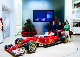 Ferrari quiere que Alfa Romeo sea su Toro Rosso en la Fórmula 1