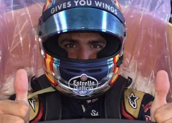 Mercedes debe esperar: Sainz se hace el asiento del Toro Rosso