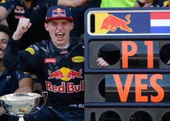 Verstappen, amo de Holanda: primer piloto 'Mejor Deportista'