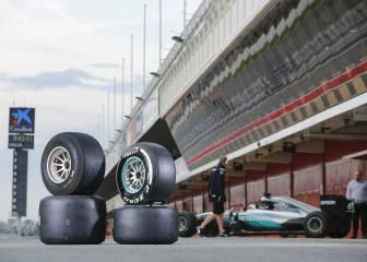 Pirelli anuncia los compuestos para las dos primeras carreras