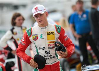 Mick Schumacher: el heredero sigue la estela de Michael