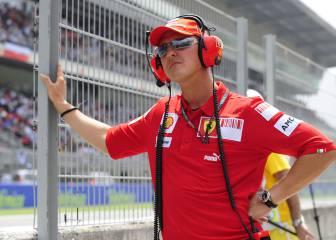 Michael Schumacher cumple tres años de lucha y de silencio