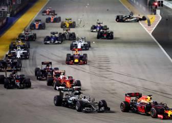 El dinero que han gastado los equipos de Fórmula 1 en 2016