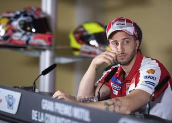 Dovizioso avisa a Lorenzo en Ducati: