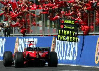 Schumacher cumple 48 años con