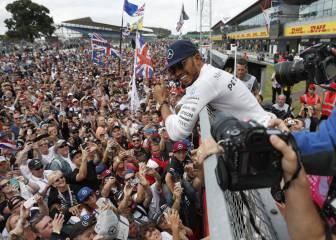 Peligra el futuro del Gran Premio de Gran Bretaña de F1