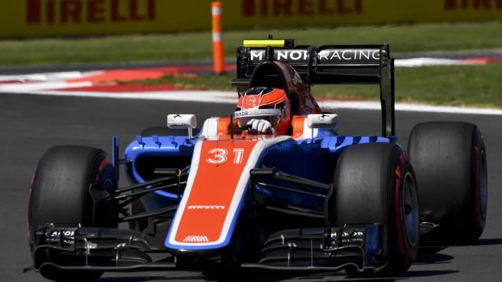 Manor entra en concurso y peligra su futuro en la F1