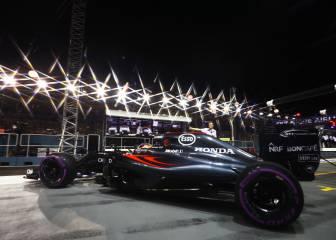 McLaren Honda: nuevo motor en 2017 para