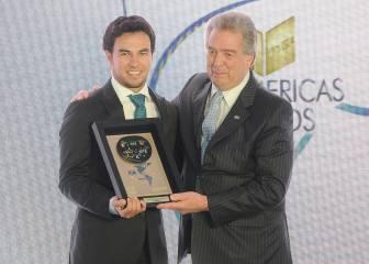 Sergio Pérez, elegido mejor piloto de América por la FIA