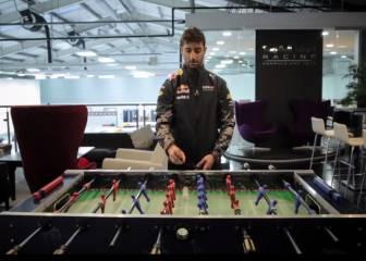 Pilotos sin F-1: el aburrimiento de Verstappen y Ricciardo
