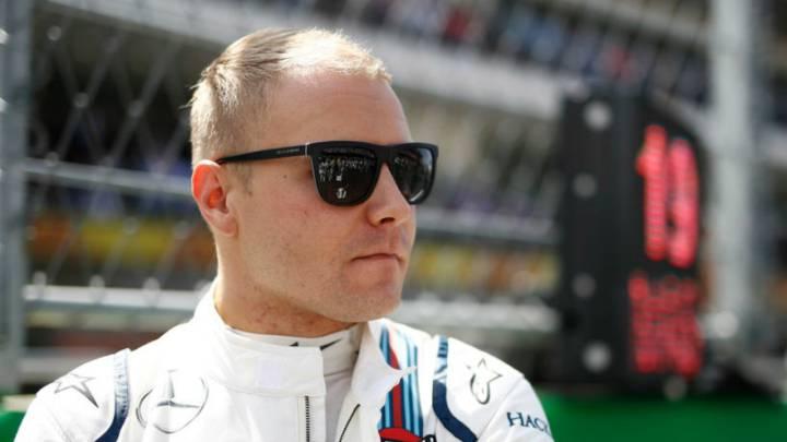 Mercedes hará oficial la llegada de Valtteri Bottas el 23 de enero