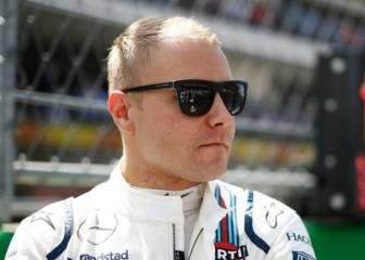 Mercedes presentará a Bottas el próximo 23 de enero