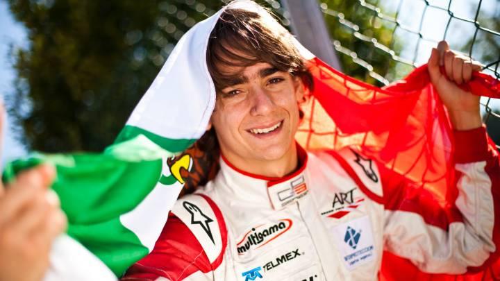 Esteban Gutiérrez deja la F-1 y correrá varias citas \'eléctricas\'
