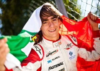 Esteban Gutiérrez deja la F-1 y correrá varias citas 'eléctricas'