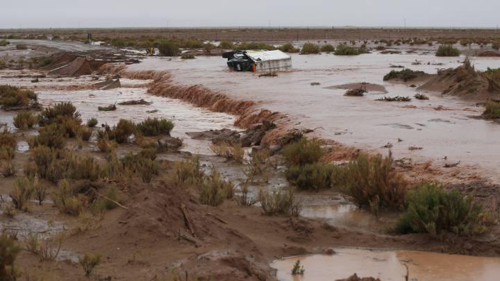 Dakar: un desprendimiento amenaza la novena etapa