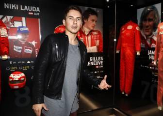 Lorenzo apunta a las 24 Horas de Le Mans después de MotoGP