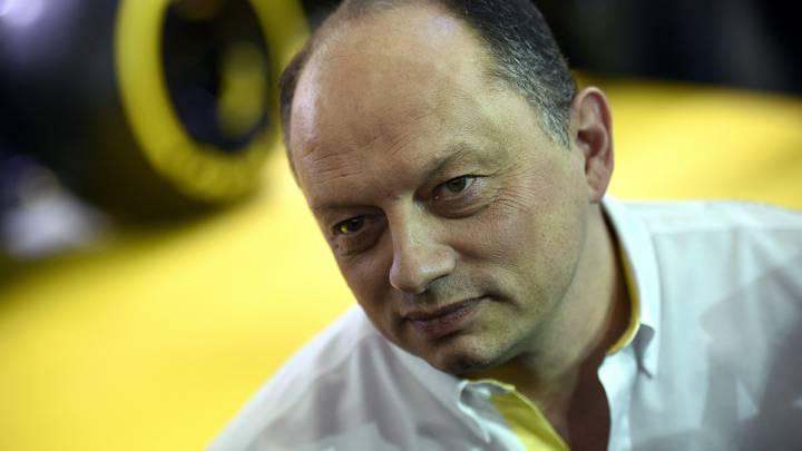Frederic Vasseur deja de ser el jefe de equipo de Renault.