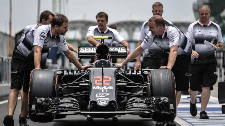 McLaren, aún sin fecha de presentación del nuevo coche
