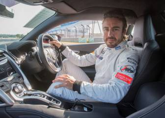 Alonso reveals his perfect date