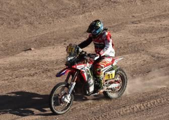 Honda apela la penalización de una hora de Joan Barreda