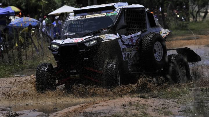 "Buggys UTV, una forma ""asequible"" de correr el Dakar"
