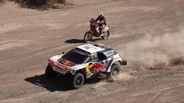 Peugeot: sin órdenes de equipo