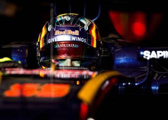 El cuello de los pilotos de F1 sufrirá en los primeros test