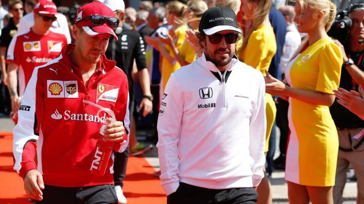 Warwick critica que Alonso o Vettel \'regulen\' la actual F1