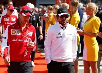 Warwick critica que Alonso o Vettel 'regulen' la actual F1