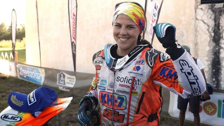 """Laia Sanz: """"Todavía me queda cuerda con la moto"""""""