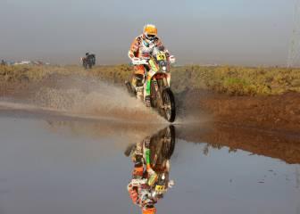 Laia Sanz: la mujer que más dakares ha terminado en motos
