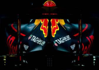 Red Bull y el primer vistazo al motor Renault: