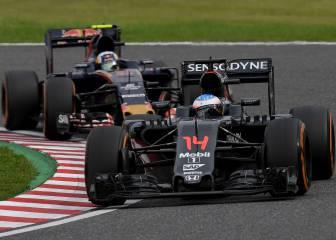 El 2017 de Red Bull: McLaren otro año contra Toro Rosso