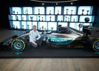 Oficial: Mercedes ficha a Bottas