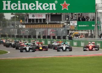 Así queda la parrilla de F1 2017: equipos y pilotos confirmados