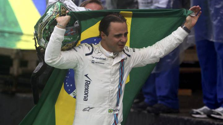 Massa regresa de su retiro para sustituir a Bottas en Williams