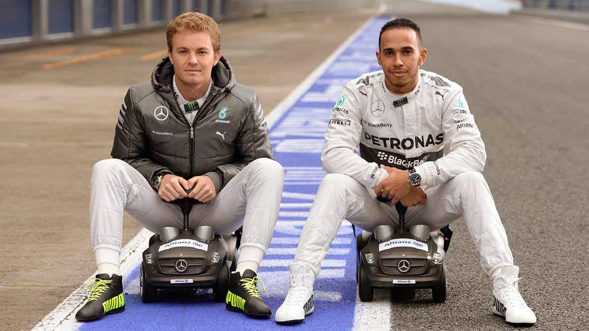 Rosberg regresará a Mercedes en 2017... como embajador