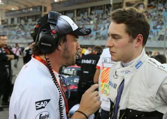 Alonso contra un novato con el dos en McLaren, como en 2007