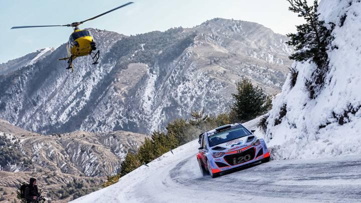 Cómo y dónde ver el Rally de Montecarlo 2017: Horarios y TV