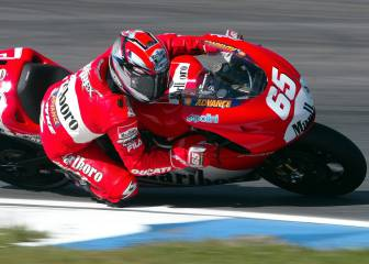 Ducati: Bayliss y Capirossi abrieron la lista en MotoGP