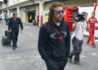 Mercedes sigue pensando en Fernando Alonso para 2018