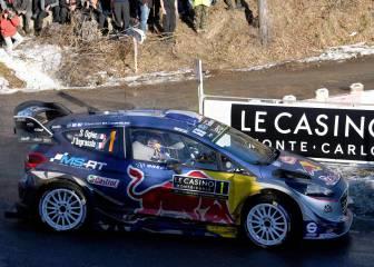 Rally de Montecarlo 2017 en vivo online: WRC Mundial Rallies