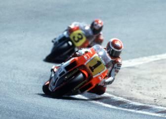 Lorenzo, a por Duke, Agostini, Lawson, Rossi y Stoner
