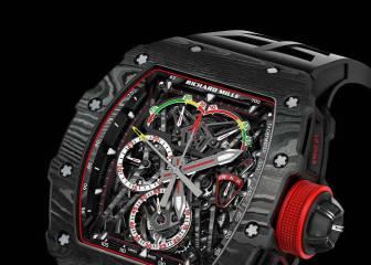 McLaren, el grafeno y su reloj del millón de dólares