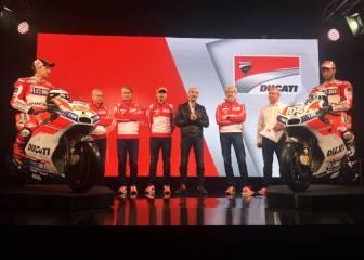 Los hombres de Lorenzo: conoce a todo su equipo Ducati